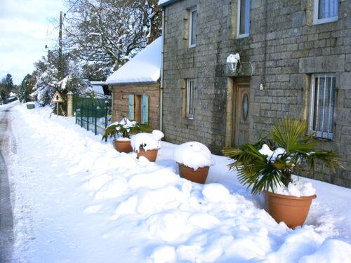 Il y a quatre ans, la Bretagne était sous la neige