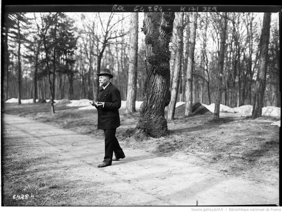 Henri Mager, dans les années 20