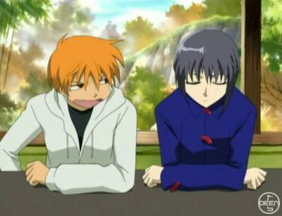 Quiz sur Fruits Basket