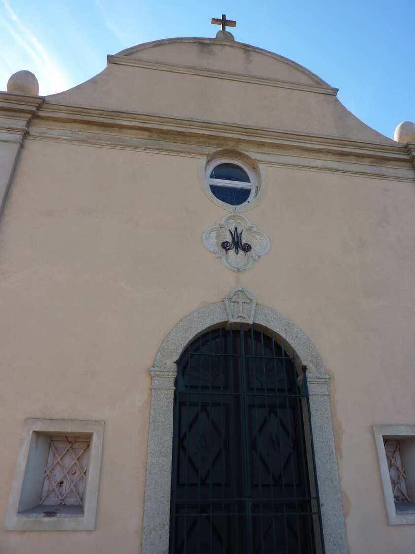 Notre Dame de la Serra (Calvi) Corse