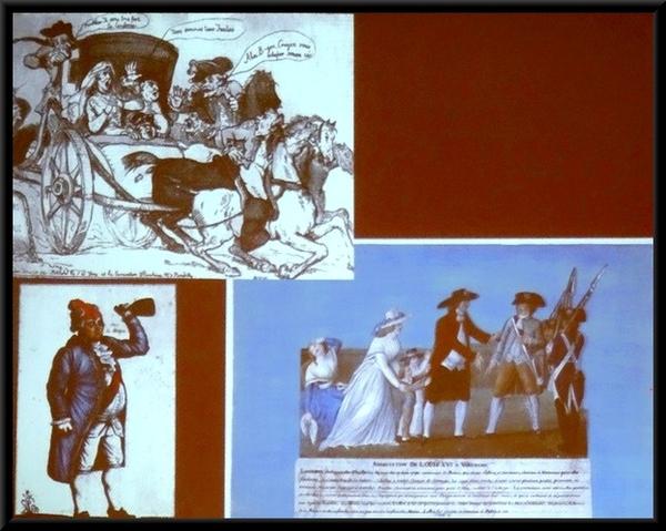 """Martine Constans a présenté une conférence """"Images des tourments subis par nos souverains : mythe ou réalité ?"""""""