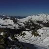 Du sommet du pic Peyreget (2487 m), massif d'Ansabère Trois Rois, Anie et Sesques