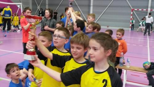 Nos - 9 ans en tournoi à Les Pieux