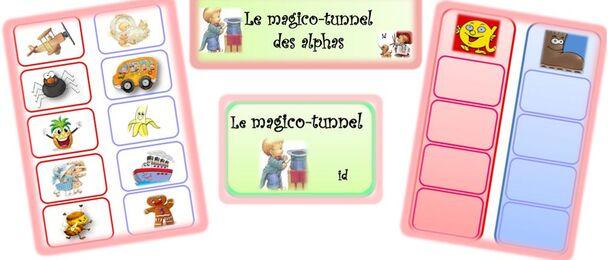 Le Magico-Tunnel