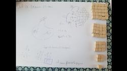 """Classe de CP-CE1 retours au défi """"maths"""""""