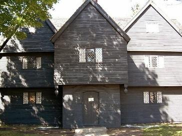 Les sorcières de Salem ...