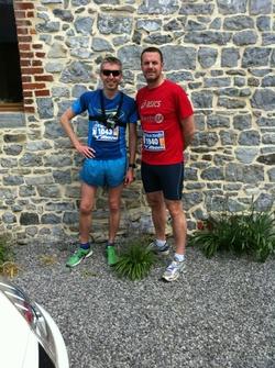 20 km de Maroilles... Miam miam!!!