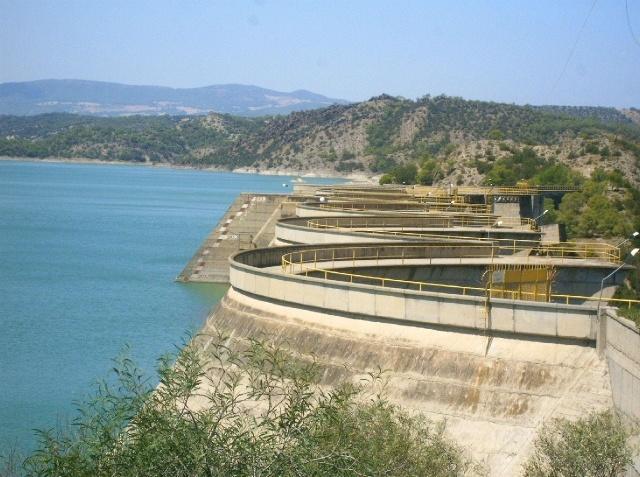 Barrage Mellègue
