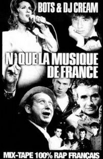 DJ Cream - Nique La Musique De France (1998)