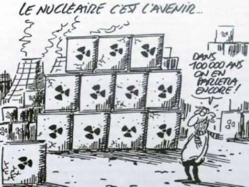 Bure : une absurde opération militaire au service de l'industrie nucléaire (observatoire-du-nucléaire.org 22/02/2018)