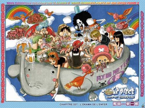 One Piece Saison 7 :