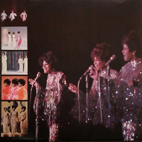 """Diana Ross & The Supremes : Album """" Anthology """" Motown Records M9-794A3 [US]"""