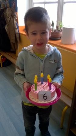 L'anniversaire de Goulven