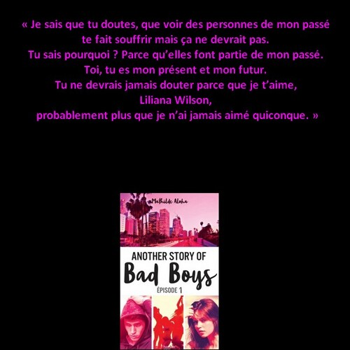 Another Story of Bad Boy Tome 1