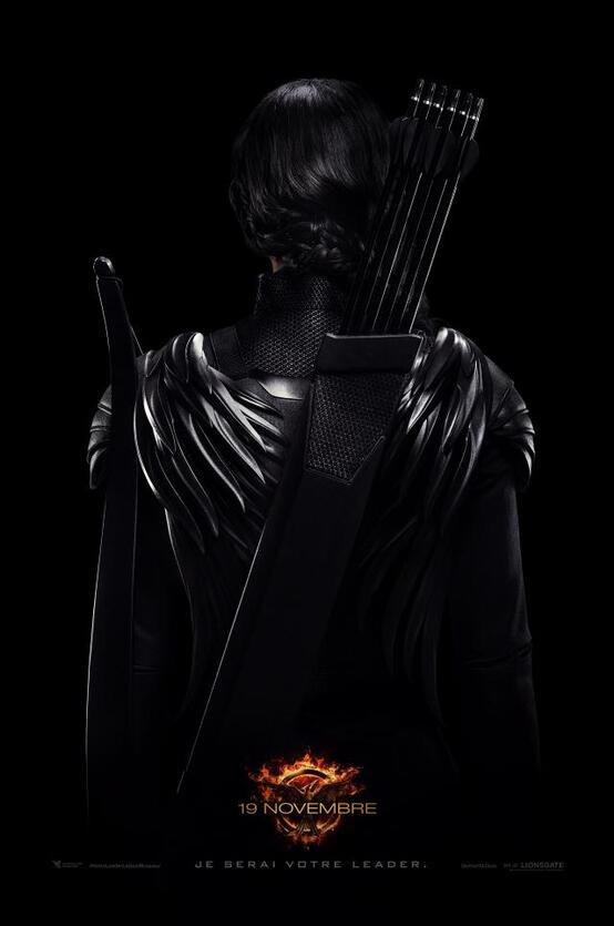 Katniss Everdeen : voici le poster tant attendu !