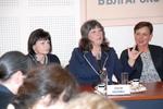 Cécilia (ex Sarkozy) Attias à Sofia