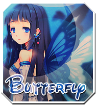 Avatar simple Butterfly