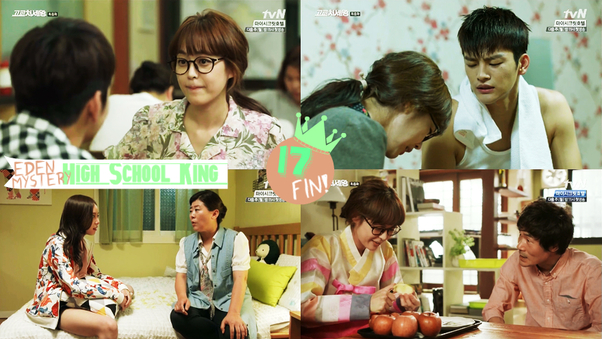 [FIN] High School King épisode 17 ♫
