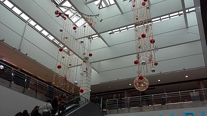 un petit air de Noël avant d'attaquer la nouvelle année...