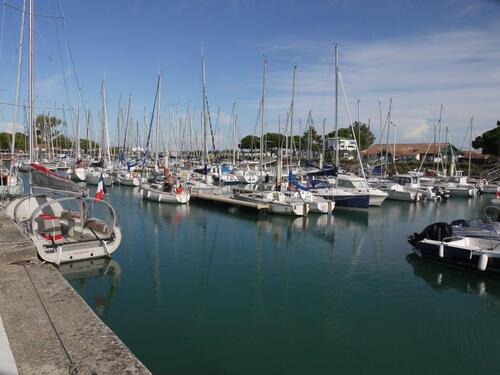 Port de plaisance de Boyardville