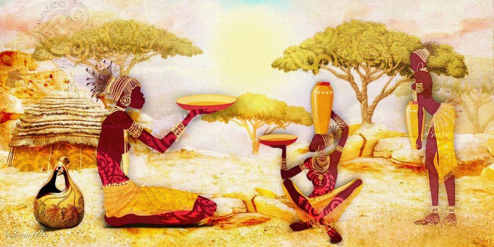 Grands fonds, terres de sable (Afrique)