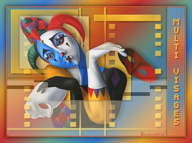 Pierrot - Arlequin