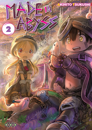 Made in abyss - Tome 02 - Akihito Tsukushi