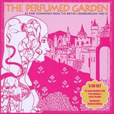 Cover me # 101: John Peel's Perfumed Garden - 14 Août 1967 - Partie 1/5