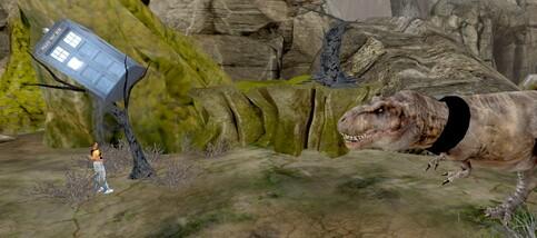 Prehistorica 1 : Save the Tardis