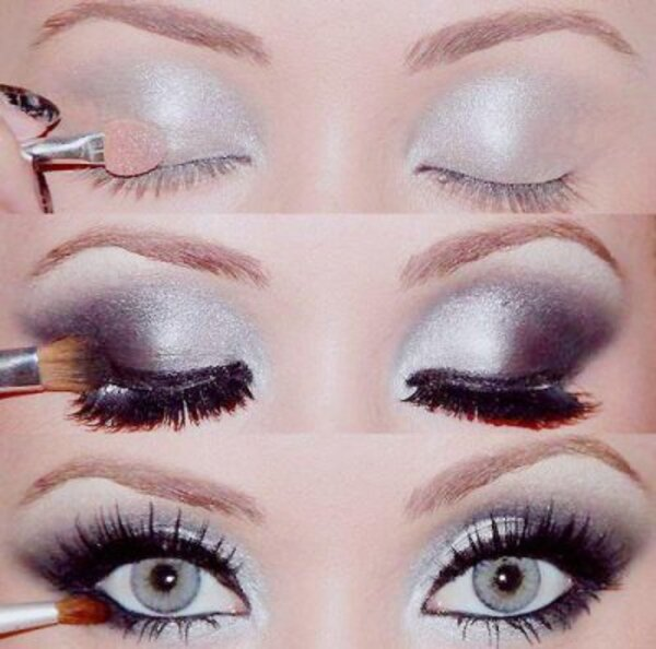 Make-Up Yeux 10