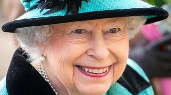 God save the Queen! (Sapphire Jubilee after sixty-five-year reign)