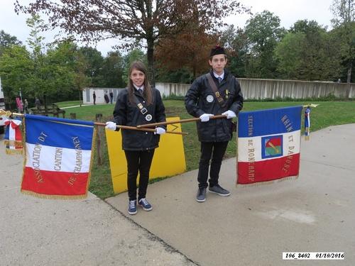 * Ronchamp : 72ème anniversaire de la libération de la colline - 1er et 2 octobre 1944