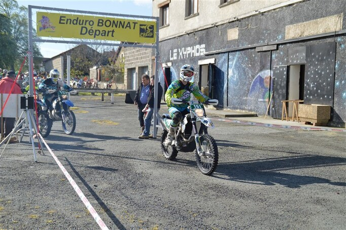 Enduro BONNAT 2016