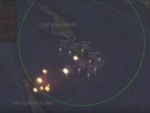 Les O.s.n.i.s, objets sous marins non identifiés