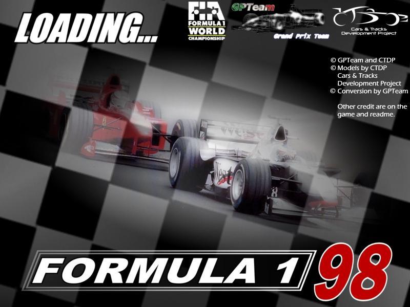 F1 Saison 1998
