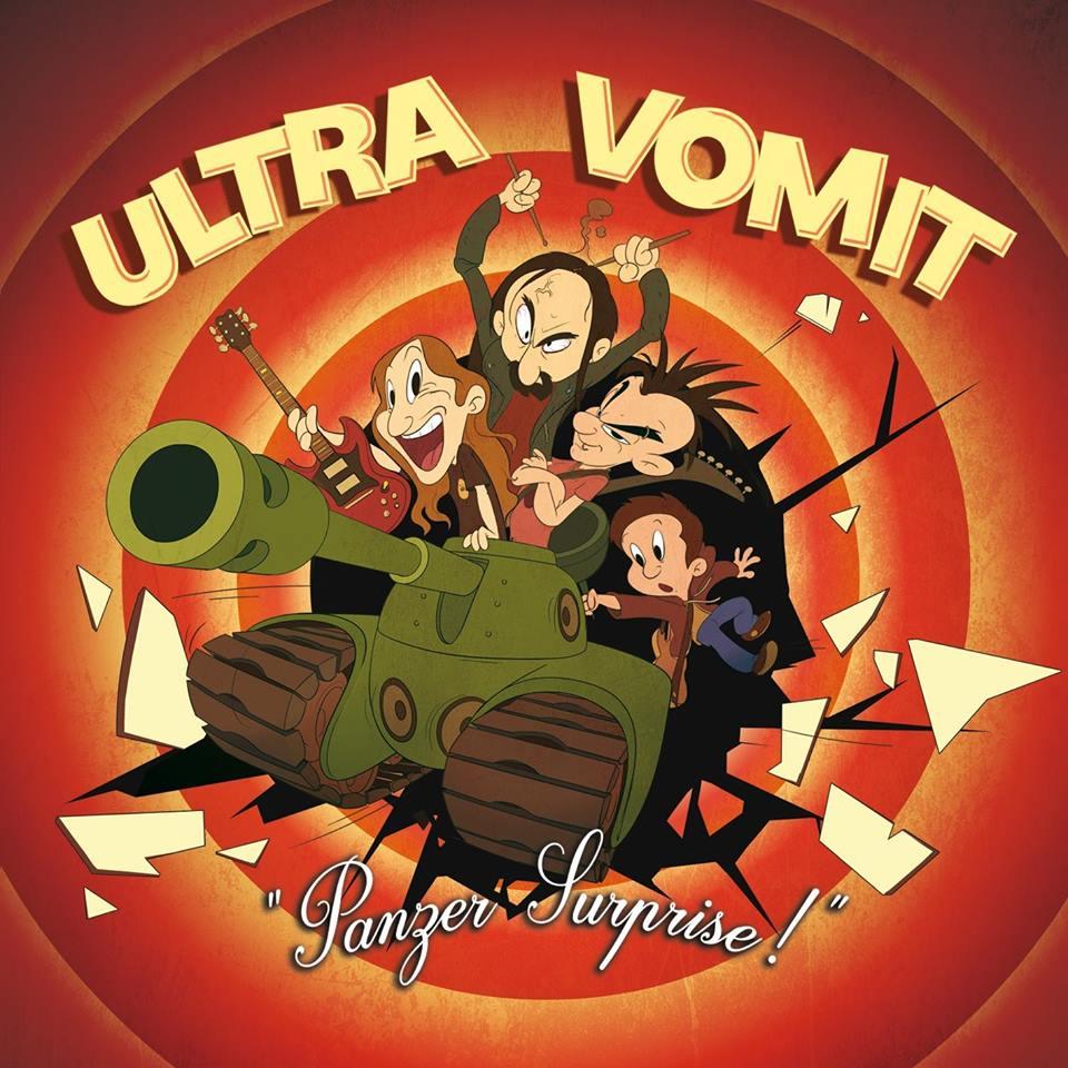 Ultra vomit evier metal clip eau fficiel