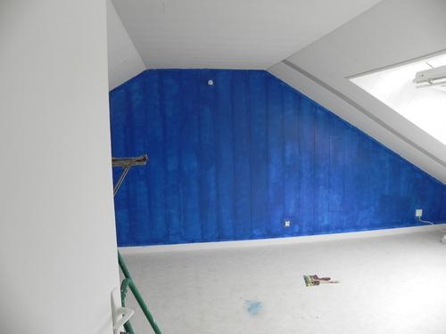 re-peinture petit appartement