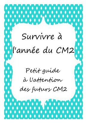 Guide de survie