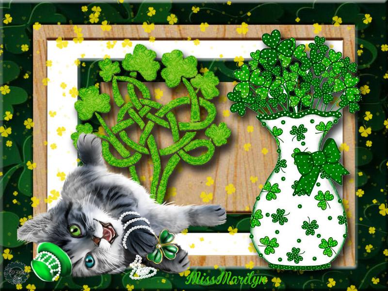 Mes Créas St Patrick 2020
