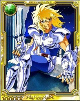 X - Armure du Cygne (Cygnus Cloth)