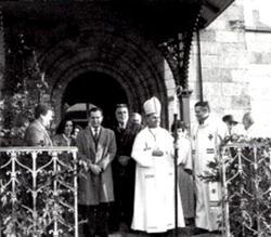 CONDAT/VIENNE: la rénovation de son église, 30 ans déjà (1983-2013)