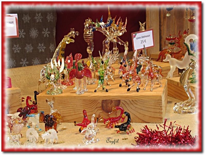 Un tour au marche de Noël