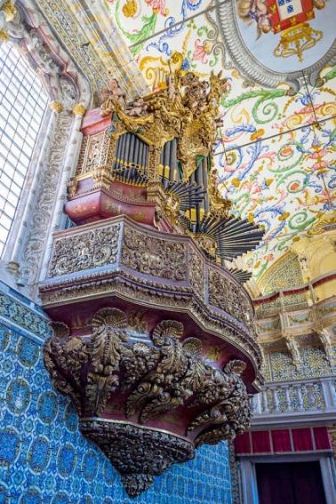 Les grandes orgues ...