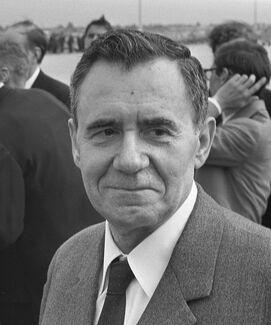 Andreï Gromyko en 1972
