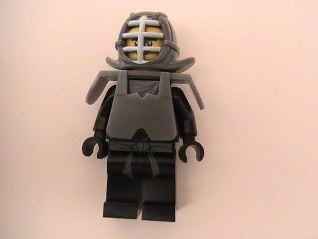 Lego Ninjago n° 9551 de 2015 - Kendo Cole.