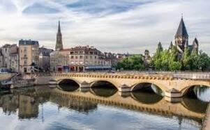 Une journée à Metz