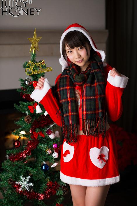 WEB Gravure : ( [X-City - JUICY HONEY AUTHENTIC VISUAL COLLECTION CARDS] - | Santa Edition / No.140 | Shunka Ayami/あやみ旬果, Kana Momonogi/桃乃木かな & Makoto Toda/戸田真琴 )
