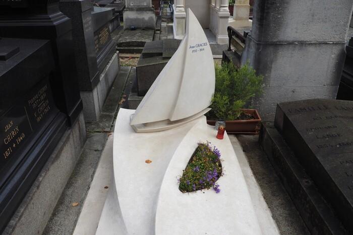 Les plus belles tombes du cimetière du Montparnasse