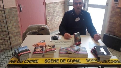 8ème salon du livre de Chevrières - Mars 2016