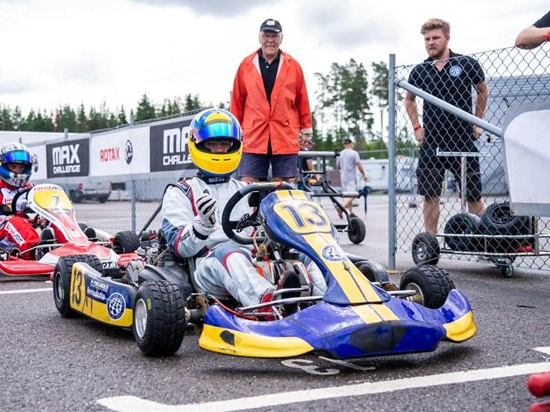"""Prince Carl Philips Racing Trophy"""